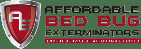 Affordable Bed Bug Exterminator Logo